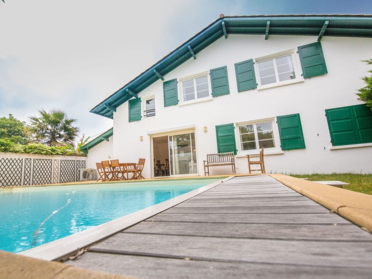 Location vacances Anglet -  Maison - 10 personnes -  - Photo N° 1