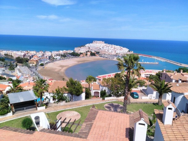 Location vacances Peníscola / Peñíscola -  Appartement - 6 personnes - Télévision - Photo N° 1