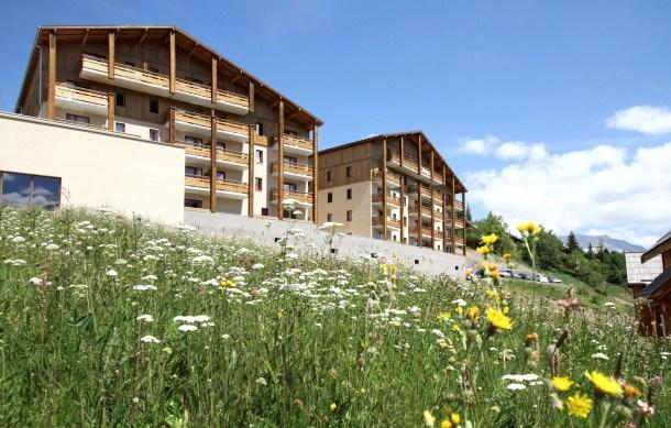 Location vacances Uvernet-Fours -  Appartement - 6 personnes - Congélateur - Photo N° 1