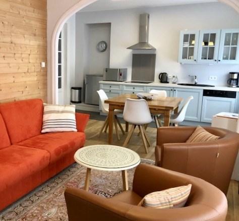 Location vacances Boulogne-sur-Mer -  Appartement - 4 personnes - Télévision - Photo N° 1