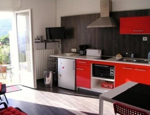Location vacances Montoulieu -  Appartement - 2 personnes - Barbecue - Photo N° 1