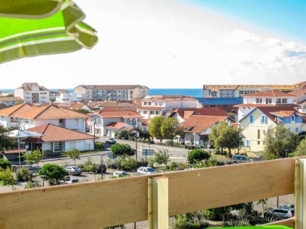 Location vacances Mimizan -  Appartement - 3 personnes - Terrasse - Photo N° 1