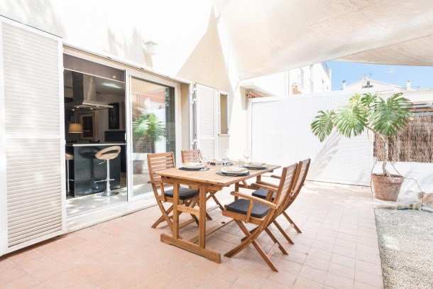Location vacances Palma -  Maison - 4 personnes - Barbecue - Photo N° 1
