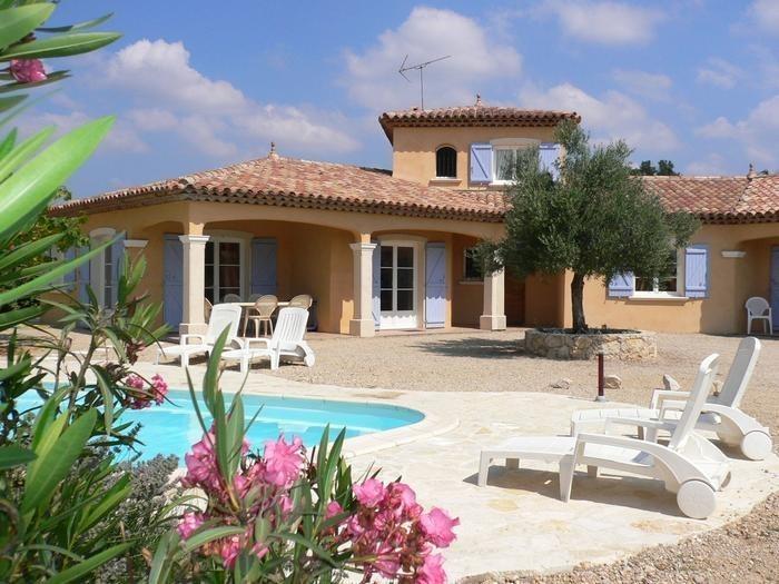 Villa pour 8 personnes avec piscine privée le Muy