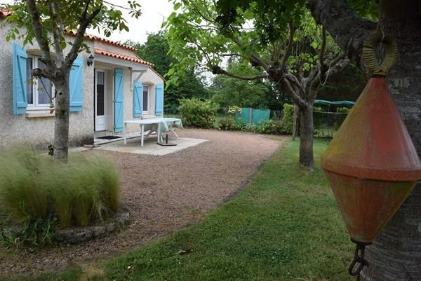 Location vacances Talmont-Saint-Hilaire -  Maison - 7 personnes - Terrasse - Photo N° 1