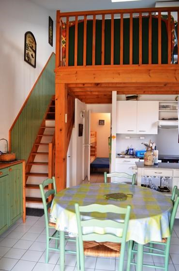 Holiday rentals Capbreton - House - 5 persons - BBQ - Photo N° 1