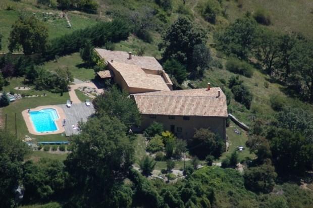 Gîte de charme avec piscine (proche de Sisteron) - Entrepierres