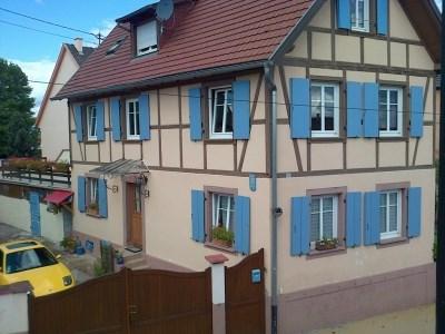 Holiday rentals Duppigheim - Cottage - 4 persons - BBQ - Photo N° 1