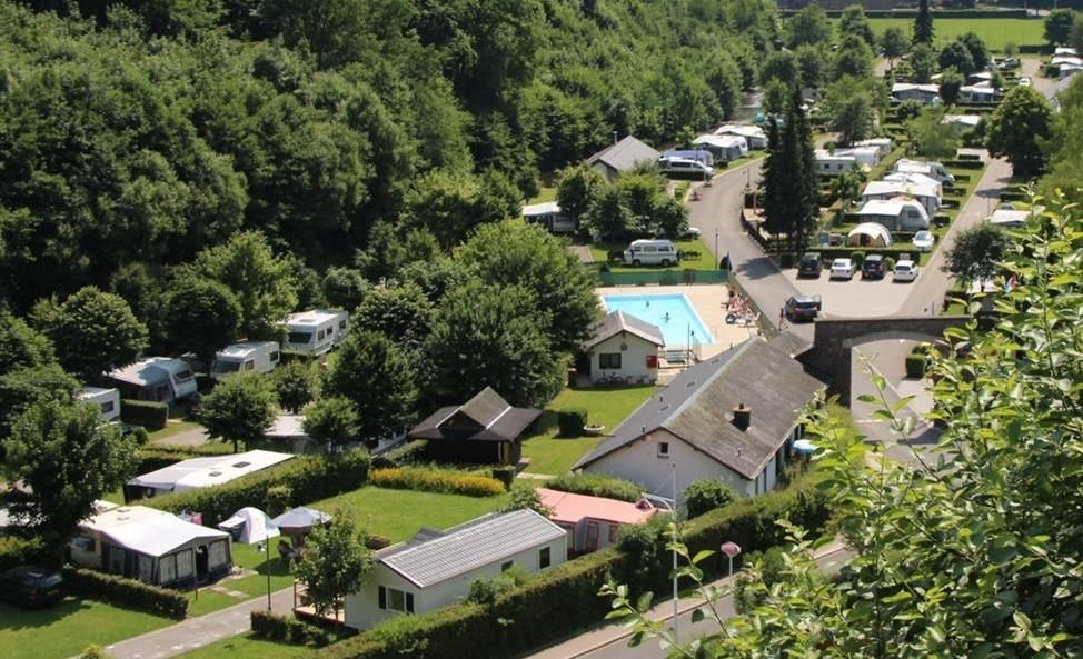 Camping Officiel de Clervaux, 123 emplacements