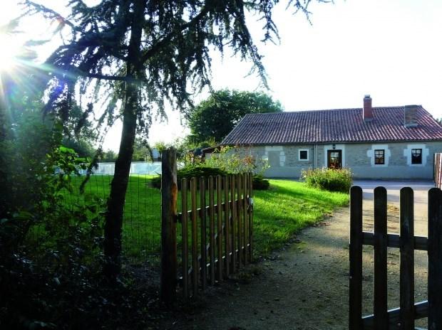 Gîte de 13 personnes à la campagne avec piscine privée - Saint-Martin-Lars-en-Sainte-Hermine