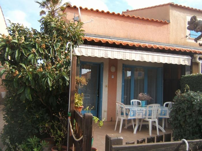 Location vacances Frontignan -  Maison - 4 personnes - Barbecue - Photo N° 1
