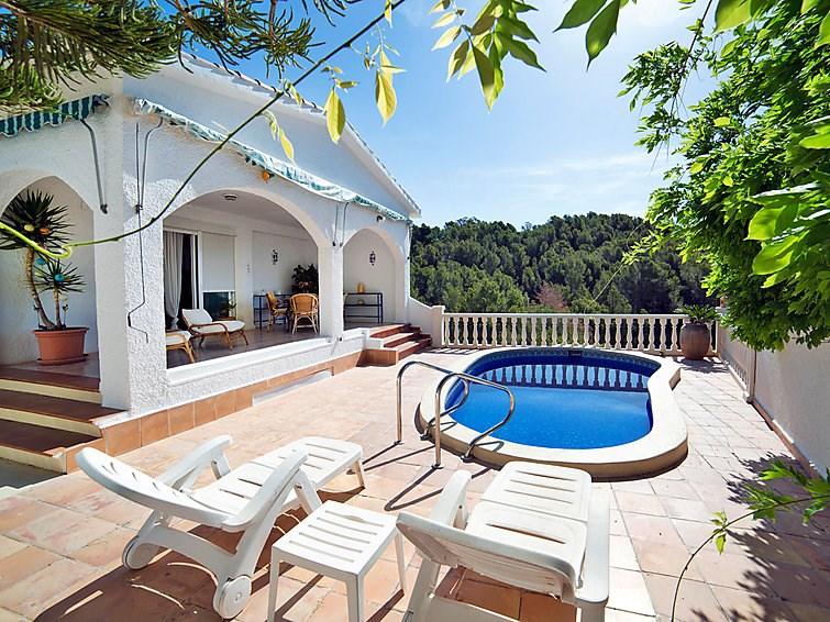 Location vacances Altea -  Maison - 6 personnes -  - Photo N° 1