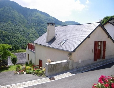 Location vacances Aydius -  Maison - 6 personnes - Barbecue - Photo N° 1