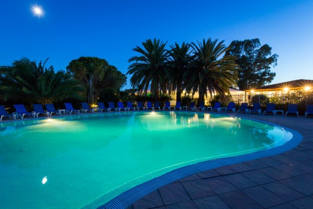 Location vacances Grimaud -  Maison - 3 personnes - Court de tennis - Photo N° 1