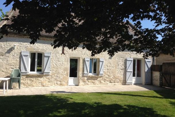 Location vacances Boncourt -  Maison - 7 personnes - Barbecue - Photo N° 1