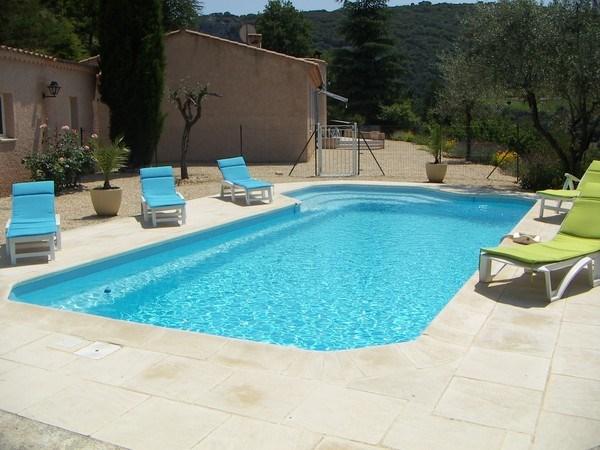 Villa 4 étoiles vue panoramique piscine chauffée et privée.