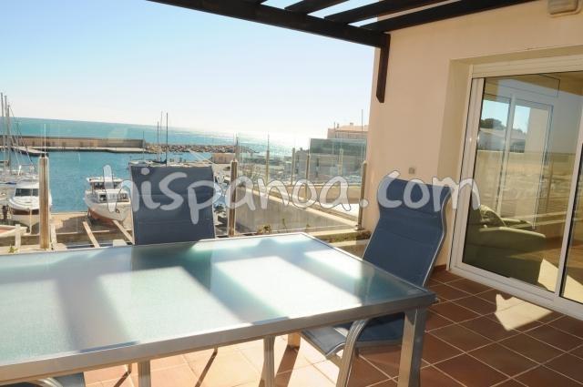 Holiday rentals l'Ametlla de Mar - Apartment - 4 persons - Garden furniture - Photo N° 1