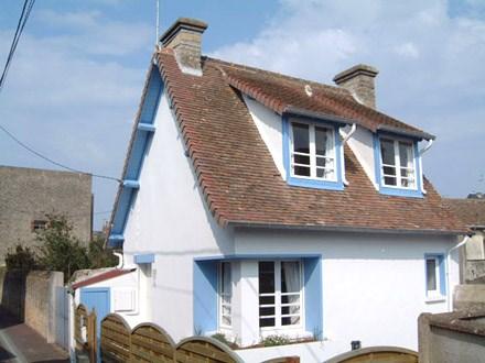 Ferienwohnungen Saint-Aubin-sur-Mer - Hütte - 6 Personen -  - Foto Nr. 1