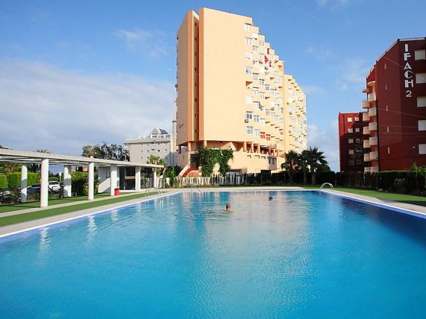 Location vacances Calp -  Appartement - 2 personnes - Balcon - Photo N° 1