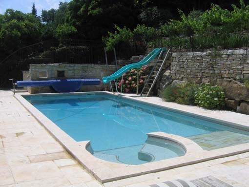 Maison climatisé . Piscine Gorges de l'Ardèche