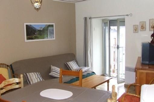 Alquileres de vacaciones Cauterets - Apartamento - 6 personas - Televisión - Foto N° 1