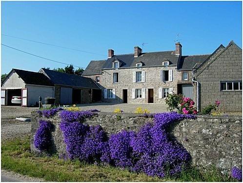 Maison pour 6 pers. avec parking privé, Réville
