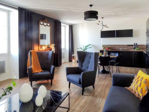 Location vacances Étel -  Appartement - 5 personnes - Lecteur DVD - Photo N° 1