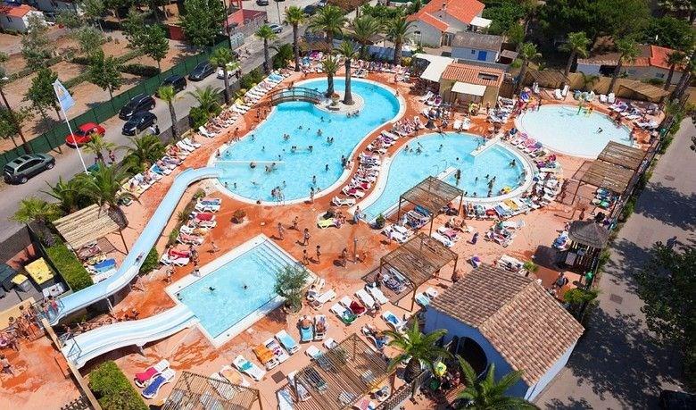 Les Méditerranées - Camping Nouvelle Floride 5*