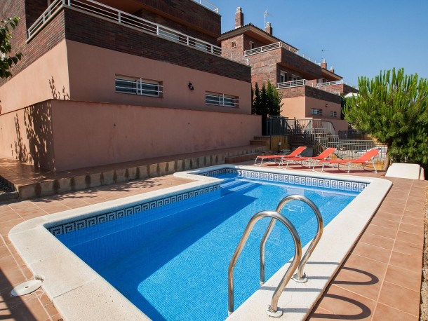 Location vacances Cambrils -  Maison - 10 personnes - Barbecue - Photo N° 1
