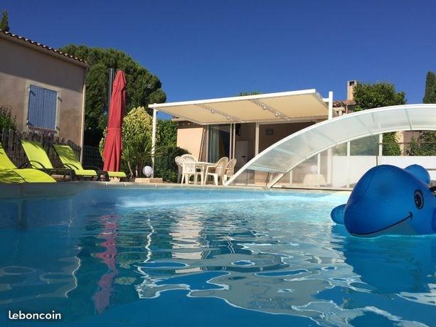 Location d'une Villa avec Piscine privée, au cœur de la Provence dans le Luberon (Vaucluse)