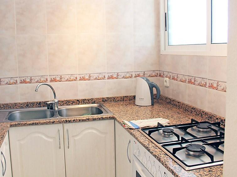 Appartement pour 3 personnes à Benidorm