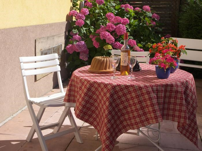 Holiday rentals Sainte-Marie-aux-Mines - Cottage - 4 persons - BBQ - Photo N° 1