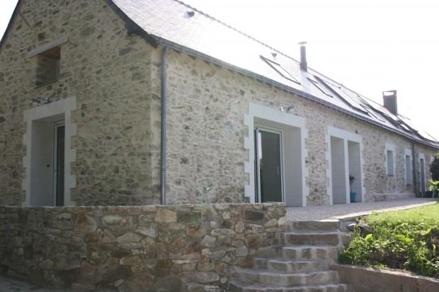 Location vacances Saint-Léger-des-Bois -  Gite - 15 personnes - Barbecue - Photo N° 1