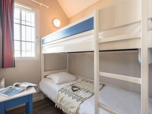 Résidence Cap Marine - Appartement 2 pièces 3 personnes Standard