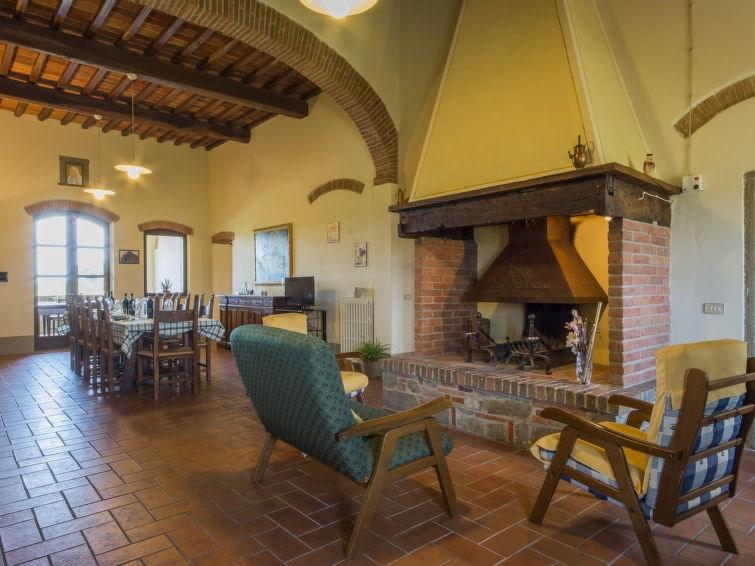 Maison pour 10 personnes à Monte San Savino