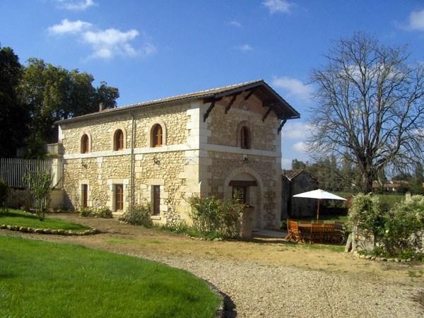 Gîte rural proche de Bordeaux 8 personnes