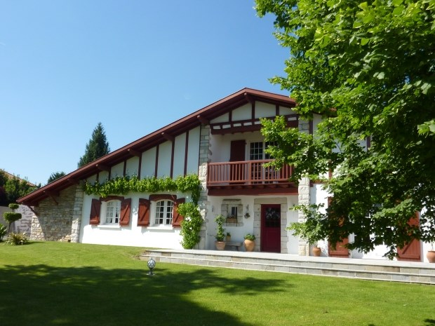 Location vacances Ustaritz -  Appartement - 2 personnes - Barbecue - Photo N° 1