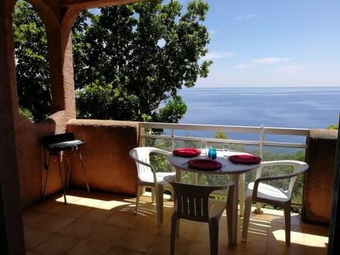 Location vacances Conca -  Appartement - 4 personnes - Barbecue - Photo N° 1