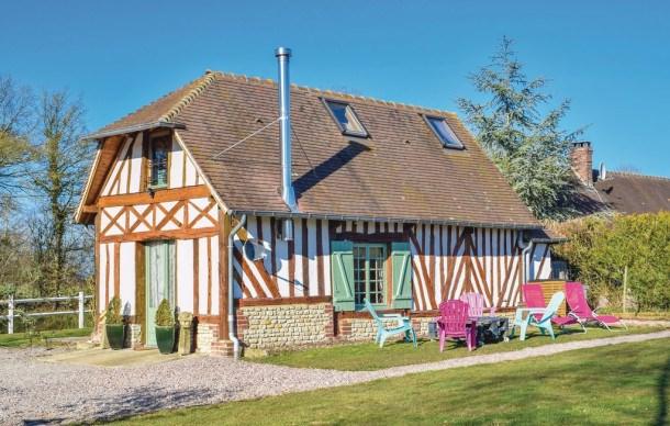 Location vacances Boissey -  Maison - 4 personnes - Barbecue - Photo N° 1