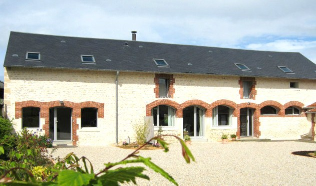 Holiday rentals Longues-sur-Mer - Cottage - 5 persons - Garden - Photo N° 1