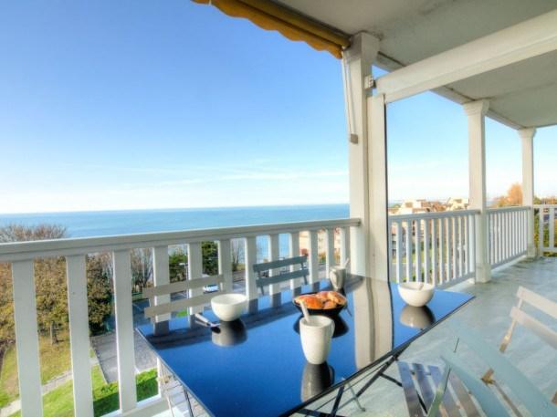 Location vacances Trouville-sur-mer -  Appartement - 5 personnes - Télévision - Photo N° 1