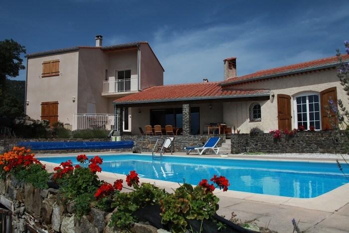 Location vacances Arboussols -  Maison - 4 personnes - Chaise longue - Photo N° 1