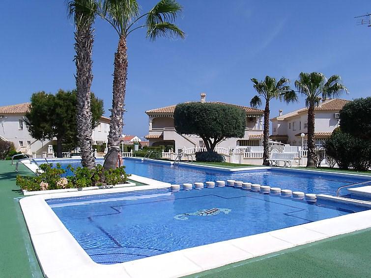 Location vacances Torrevieja -  Appartement - 6 personnes -  - Photo N° 1