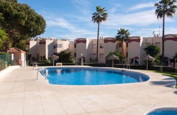 Location vacances Mijas -  Appartement - 8 personnes - Télévision - Photo N° 1