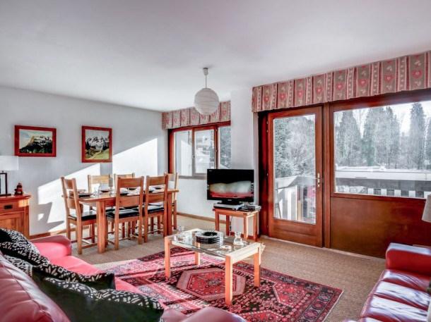 Location vacances Saint-Gervais-les-Bains -  Appartement - 6 personnes - Lecteur DVD - Photo N° 1