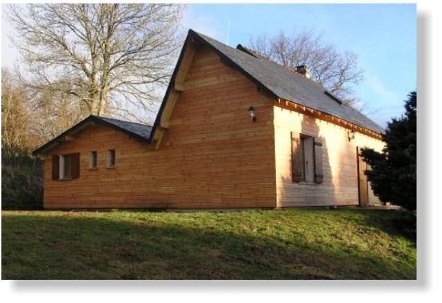 Location vacances Moux-en-Morvan -  Maison - 8 personnes - Barbecue - Photo N° 1