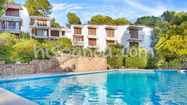 Location vacances Palafrugell -  Appartement - 4 personnes - Jardin - Photo N° 1