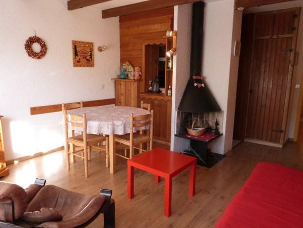 Location vacances Uvernet-Fours -  Appartement - 8 personnes - Balcon - Photo N° 1
