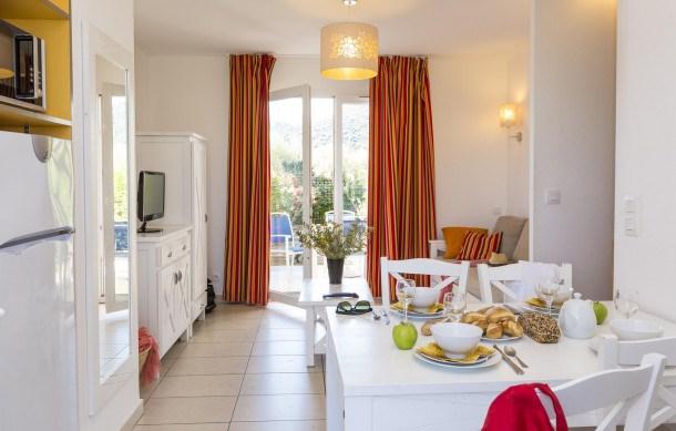 Location vacances Belgodère -  Appartement - 6 personnes - Congélateur - Photo N° 1