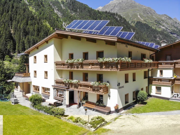 Location vacances St. Leonhard im Pitztal -  Appartement - 4 personnes -  - Photo N° 1